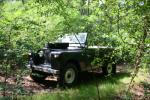 landrover 109 pick up