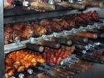 Braziliaanse churrasco/catering