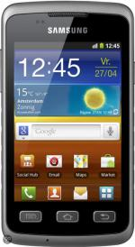 Samsung Galaxy Xcover, d� boerensmartphone