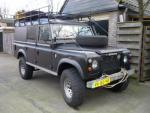 land rover 109 v8 stage one