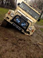 BULL BAR Land Rover