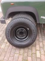 Winterbanden Cooper Discoverer m+s 265/75 R16