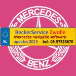 NIEUW! Mercedes Comand Audio 50 Aps cd dvd 2015