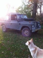 Landrover 109 serie 3 Pick-up Softtop