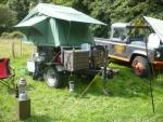 Sankey off road tent trailer