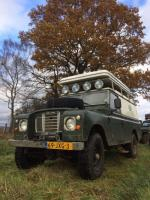 Landrover 109 LHD overdrive benzine 1979