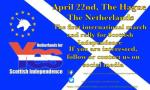International event for Scottish independence