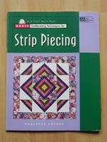 Strip pieccing Paulette Peters
