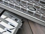 Range Rover Voque grill en side vents