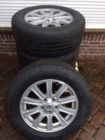Land Rover Discovery 3-4 wielen + evt. winterbande