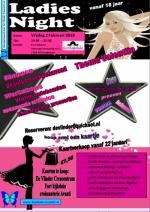 ladies night in fortkijkduins