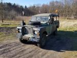 Land Rover 109 Serie III soft top 24v FFR