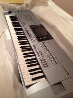 Main note of Yamaha Tyros 5 76
