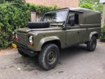 Military LHD Defender 110 Tithonus 1990
