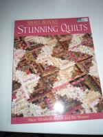 T.k. boek Small Blocks Stunning Quilts