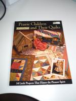Boek Prairie Children and their quilts