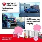 Selfstorage Box te Huur - Salland Storage