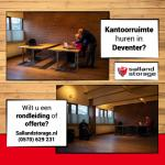 Te huur: Kantoorruimte Deventer - Salland Storage