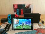 Nintendo Switch-console compleet in doos