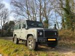 LANDROVER DEFENDER RAW edition