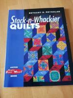 Boek Stack and Whackier